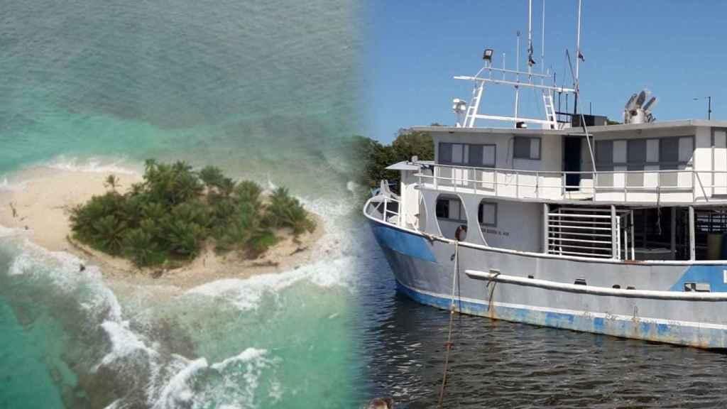 'Supervivientes' y el barco encallado: la idea reciclada que Telecinco vende como novedosa