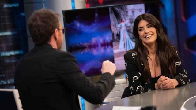 'Dulceida' en 'El Hormiguero' es lo más visto y 'Mujer' iguala su máximo histórico