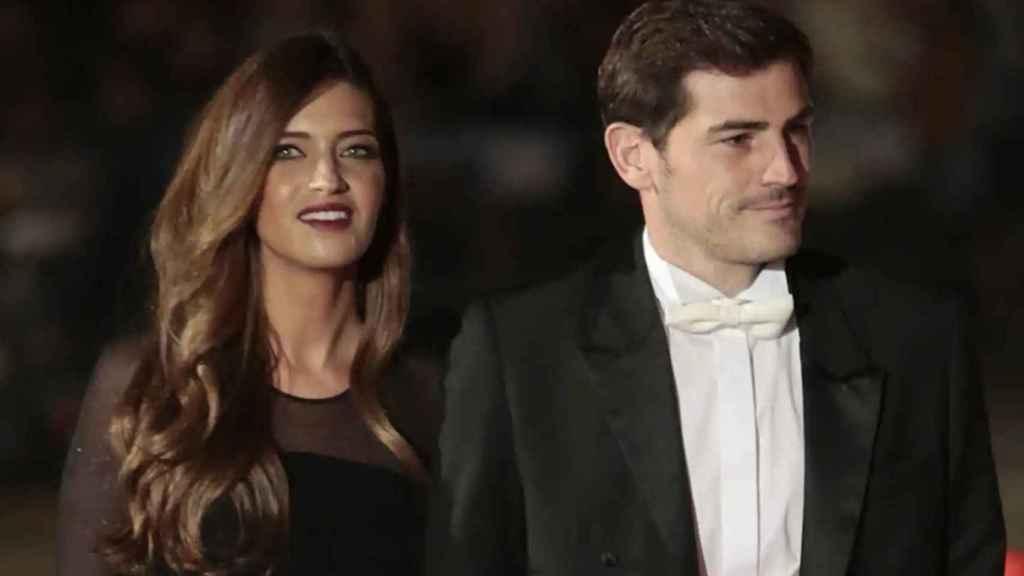 Iker Casillas y Sara Carbonero en una imagen de archivo.