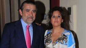 Jaime Martínez-Bordiú y Marta Fernández en una imagen de archivo.