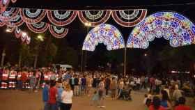 Imagen de archivo de las ferias de mayo de Puertollano