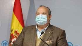 José Luis González Lamola, senador del PP por Guadalajara