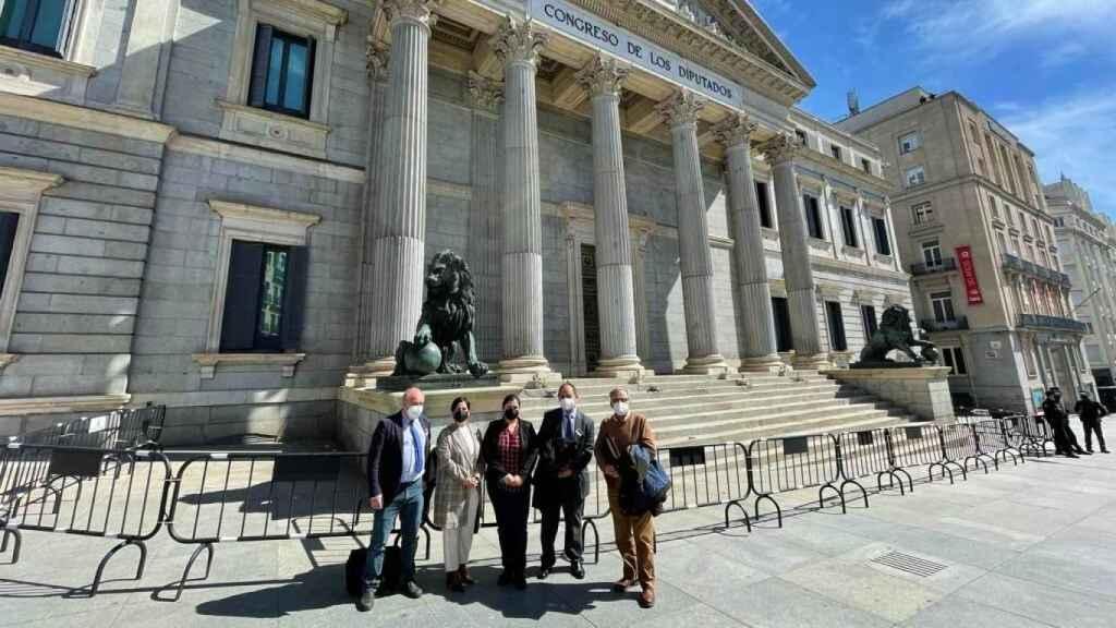Podemos lleva al Congreso la reforma constitucional para recuperar el Derecho Civil Valenciano