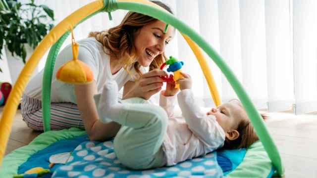 Mantas de juegos para bebés: la más popular, la mejor valorada y la más barata de Amazon