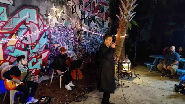 Uno de los conciertos organizados por Musicasa. Foto: Rosa Jiménez Cano