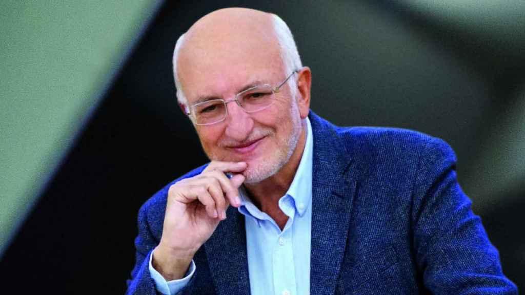 Juan Roig, presidente de Mercadona e impulsor de Angels. EE