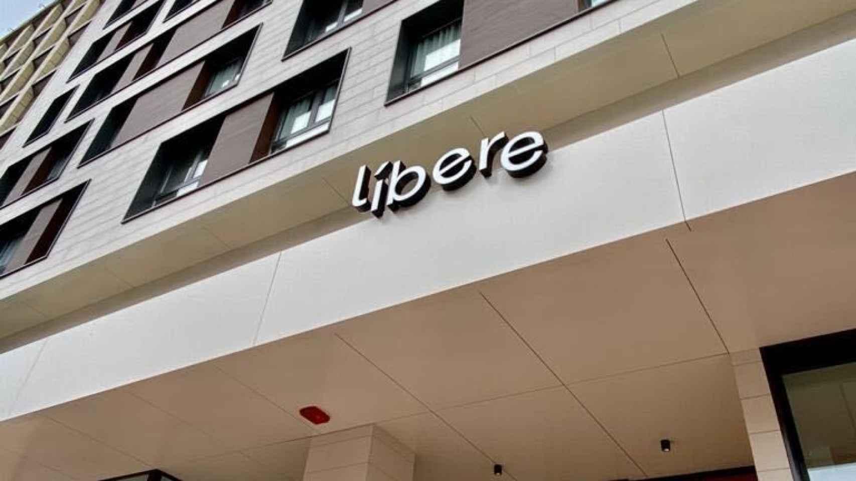 Imagen de los Apartamentos Líbere Vitoria propiedad de All Iron RE.