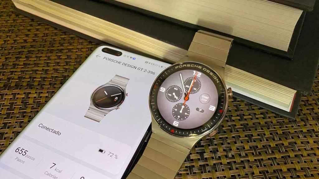 Porsche Design Huawei Watch GT 2