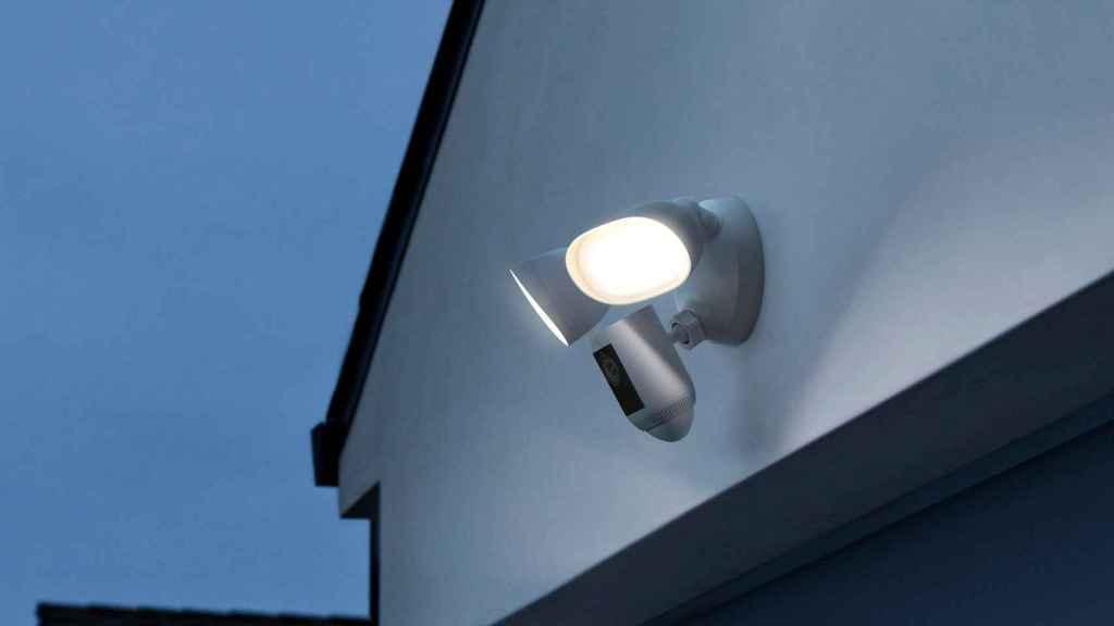 La nueva cámara de vigilancia de Ring