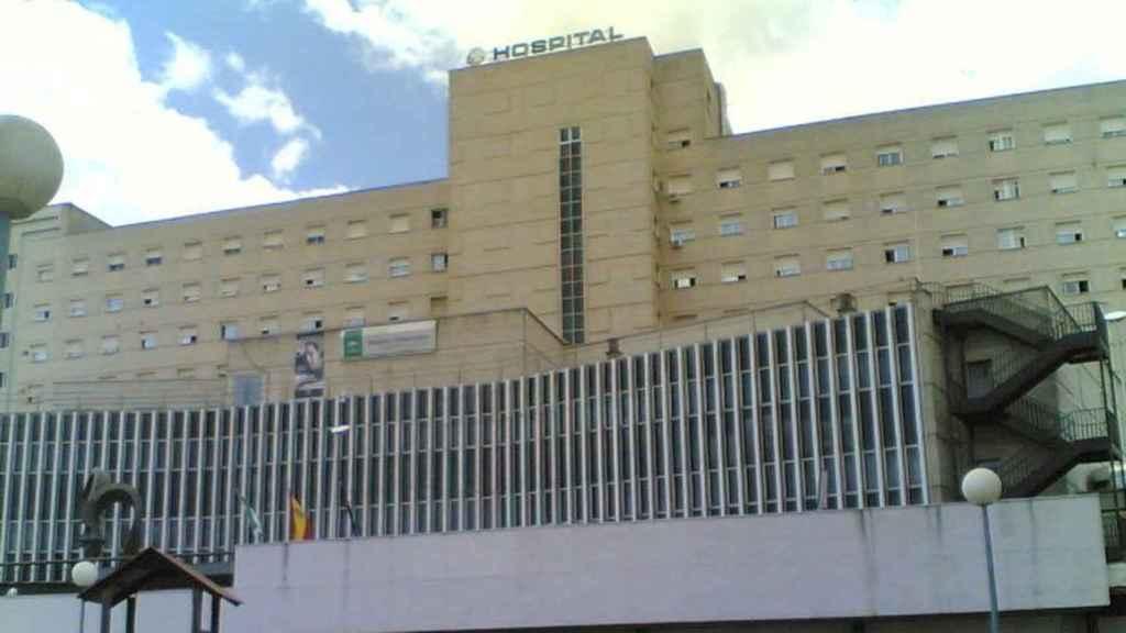 Hospital Virgen de Valme (Sevilla).