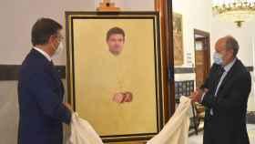 El polémico retrato del exministro Catalá.