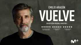 Emilio Aragón vuelve a la televisión en Movistar + con el programa 'B.S.O.'