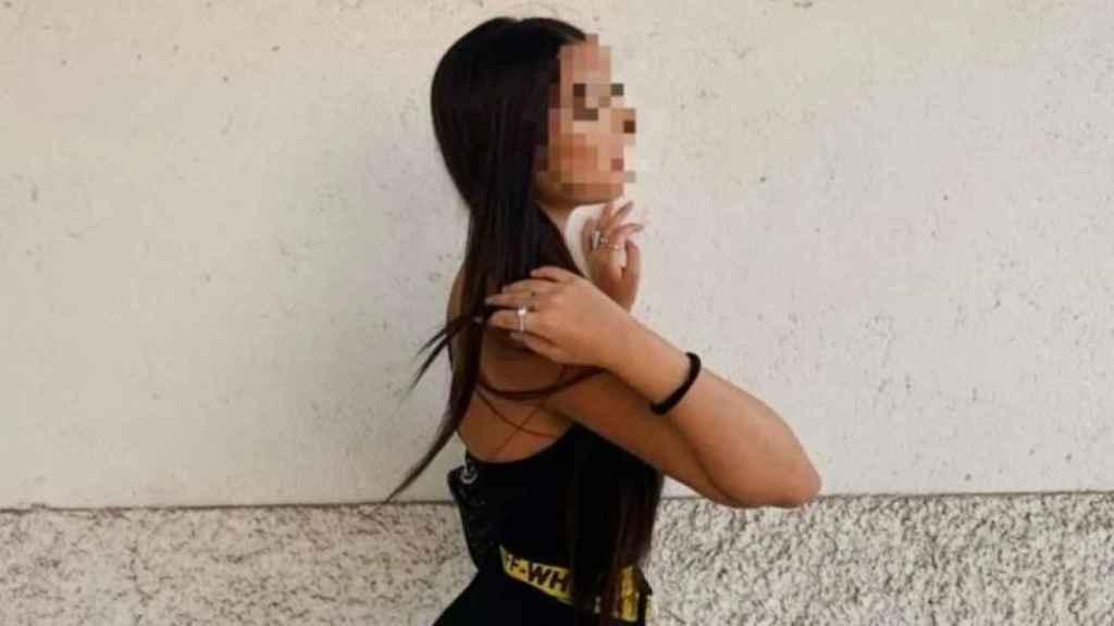 Julia Janeiro en una imagen de sus redes sociales.