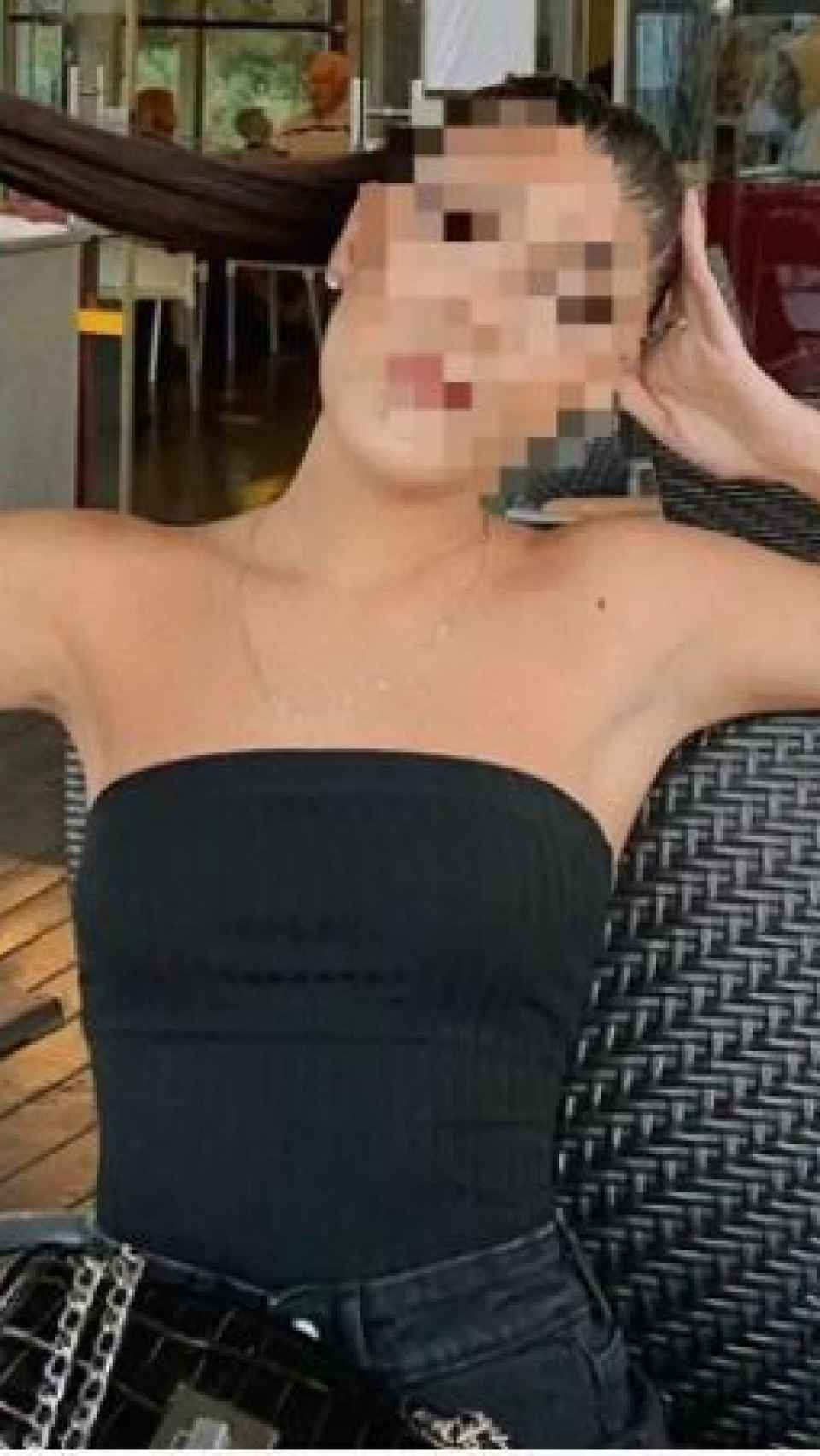 La nueva fotografía de perfil de Julia Janeiro en Instagram.