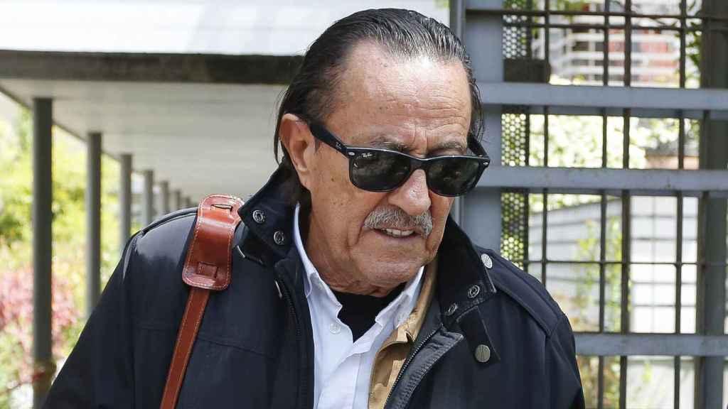 Julián Muñoz en una imagen de archivo.