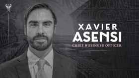 Xavier Asensi, nuevo fichaje del Inter Miami
