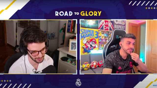 El Real Madrid 'da el salto' a los eSports de la mano de DjMaRiiO y Pablo Albarracín