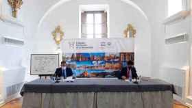Firma del convenio entre Paradores y Ciudades Patrimonio de la Humanidad