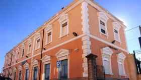Estación de tren de La Roda, en Albacete