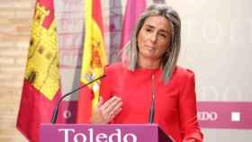 Milagros Tolón, alcaldesa de Toledo, en una imagen reciente. Foto: Óscar Huertas