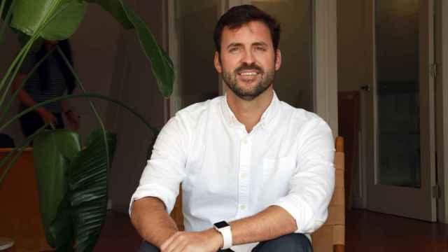 Pepe Agell, presidente de la California Spain Chamber of Commerce en Silicon Valley.