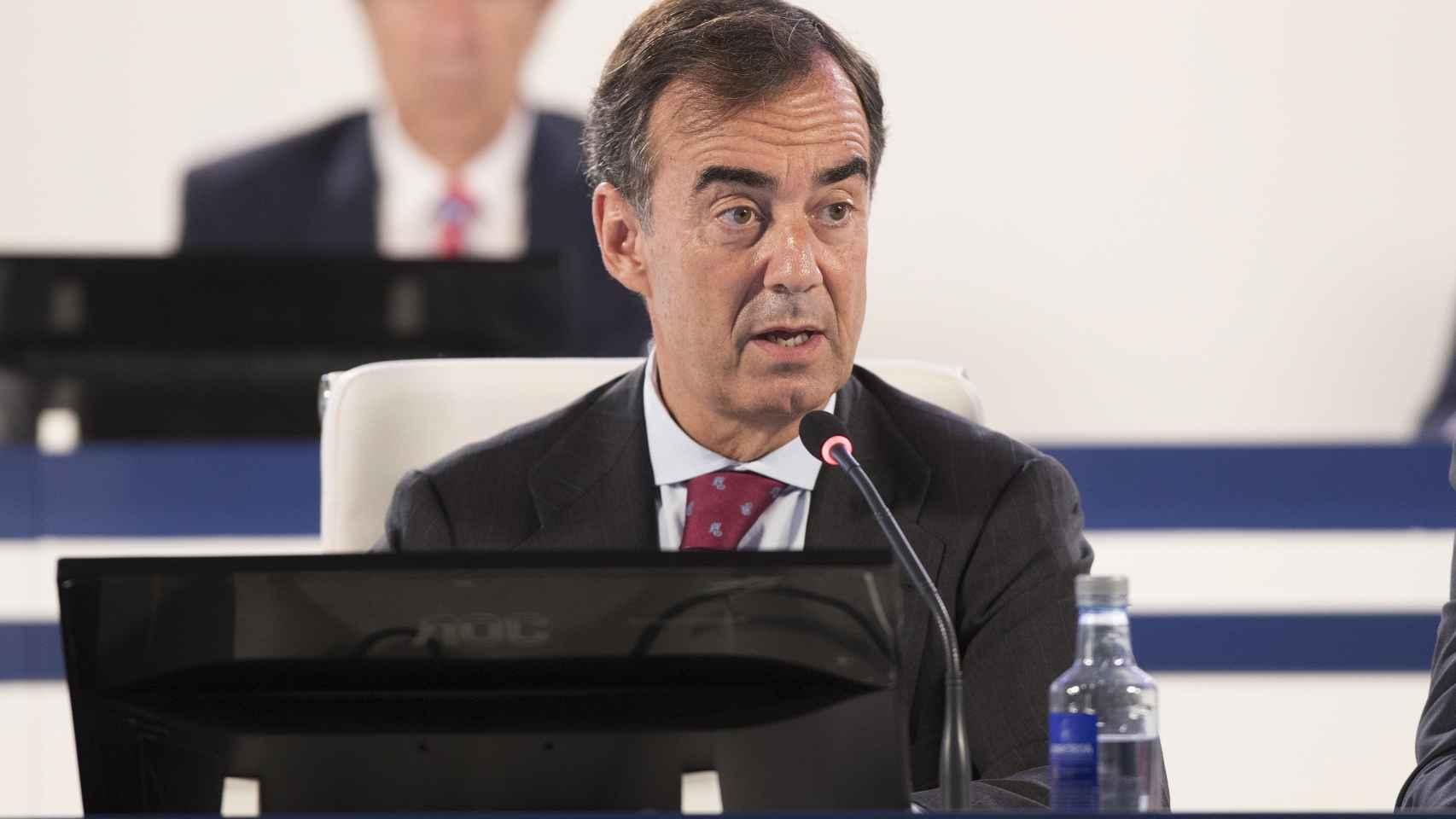 Juan Villar-Mir de Fuentes, vicepresidente y consejero delegado de Grupo Villar Mir.