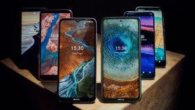 Nokia lanza seis teléfonos: busca hueco en gama media y baja desde 75 euros