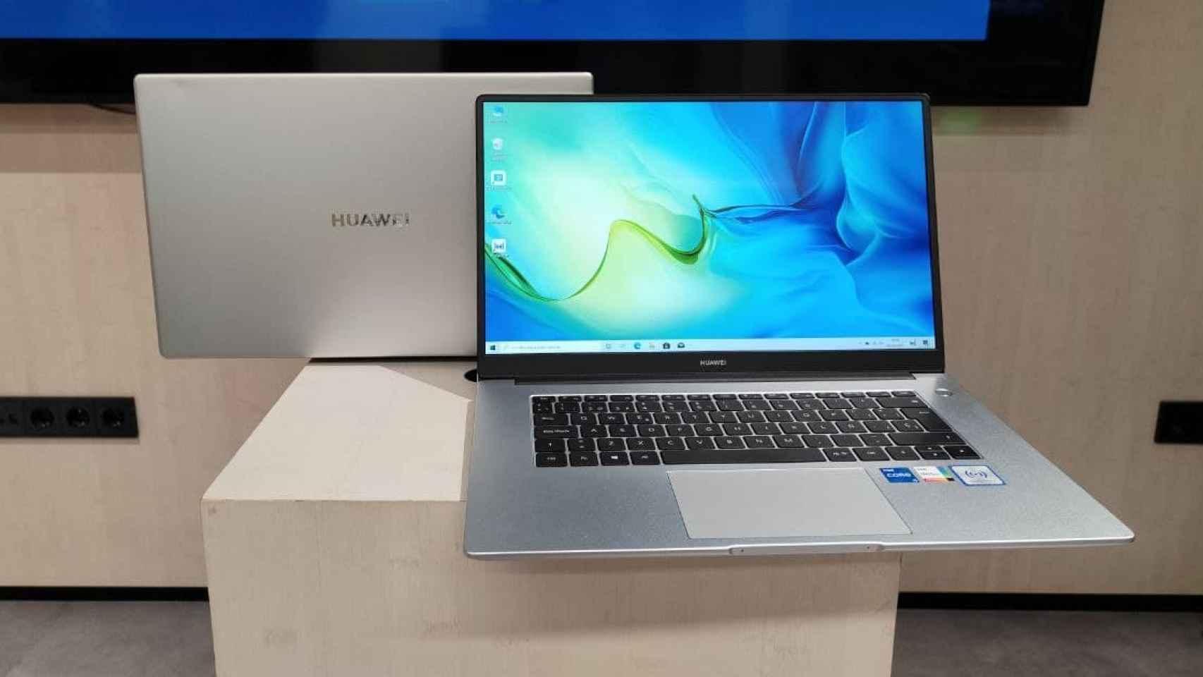 Nuevo Huawei MateBook D15: el portátil ultraligero barato con lo último de Intel Core —