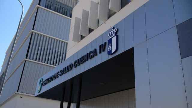 El centro de salud Cuenca IV, el lugar donde fue hallada la enfermera.