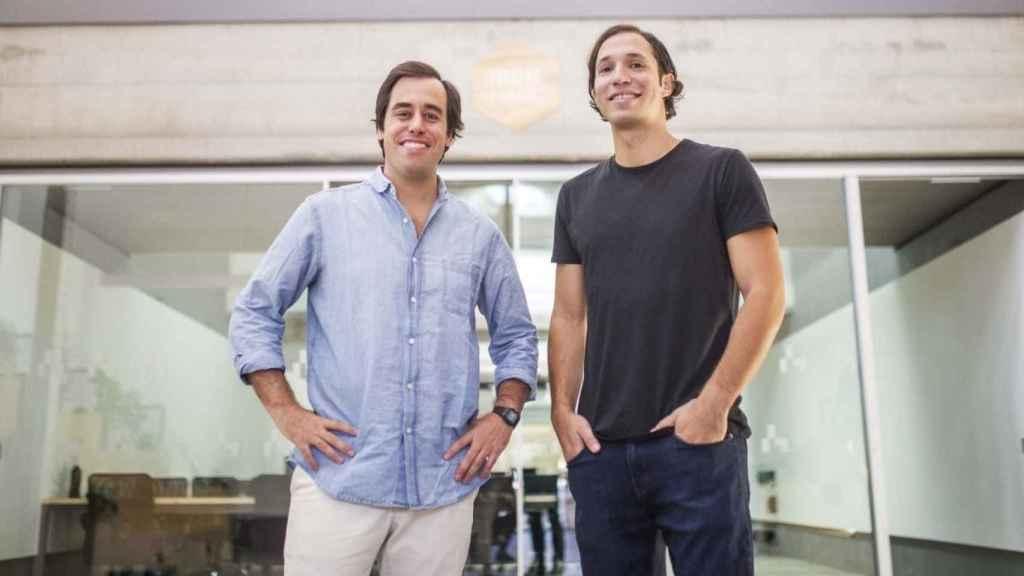 Los fundadores de Ironhack.
