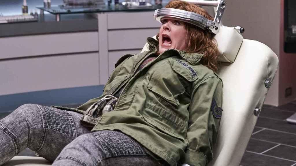Melissa McCarthy sigue apostando por la comedia física en 'Patrulla Trueno'.