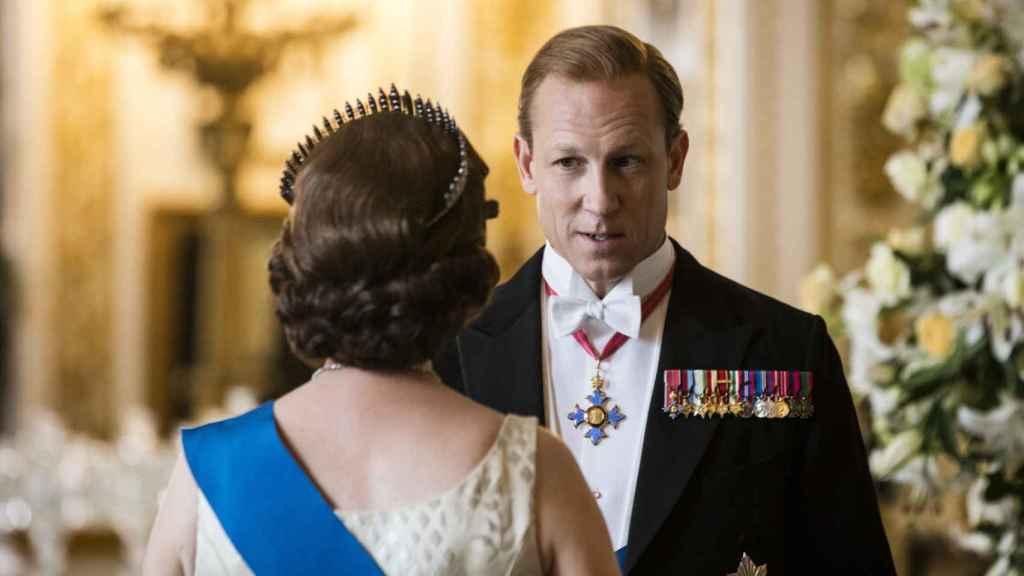 Tobias Menzies en 'The Crown'.