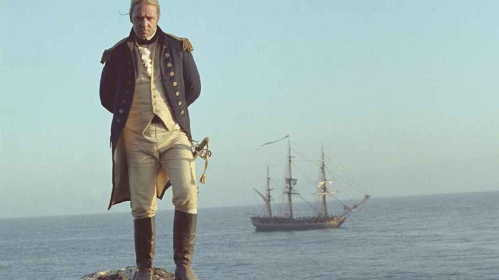 'Master and commander'.