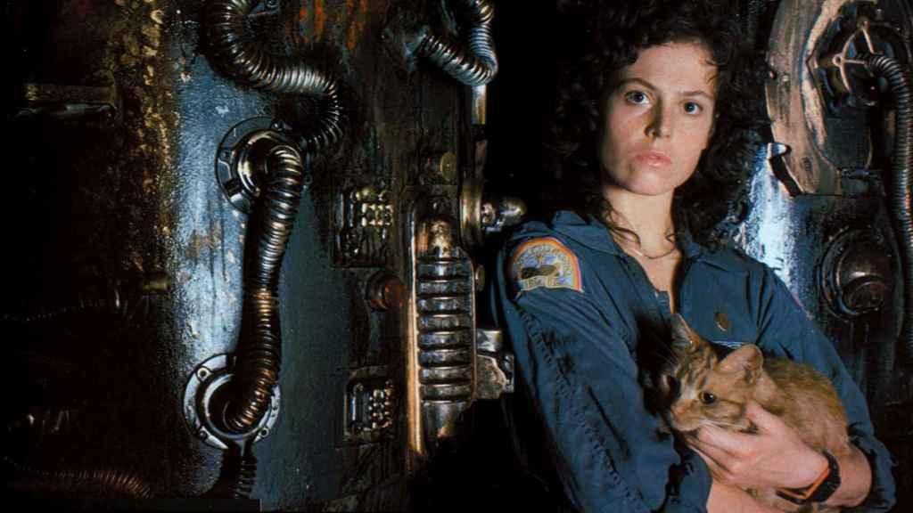 'Alien'.
