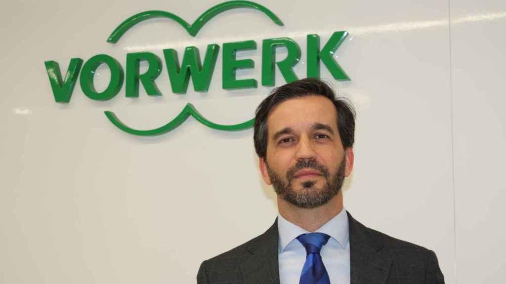 Alberto Arranz, Director de Marketing de Vorwerk España.