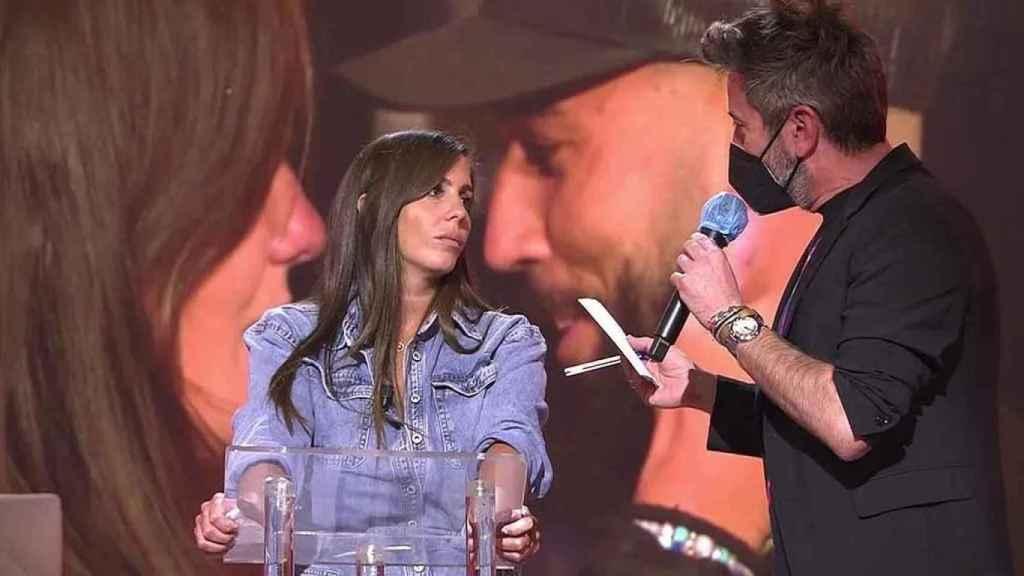 Anabel Pantoja vuelve a 'Sálvame' para comentar 'Supervivientes'