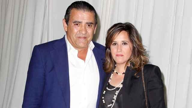 Jaime Martínez-Bordiú y su mujer, Marta Fernández, en una imagen de 2014.