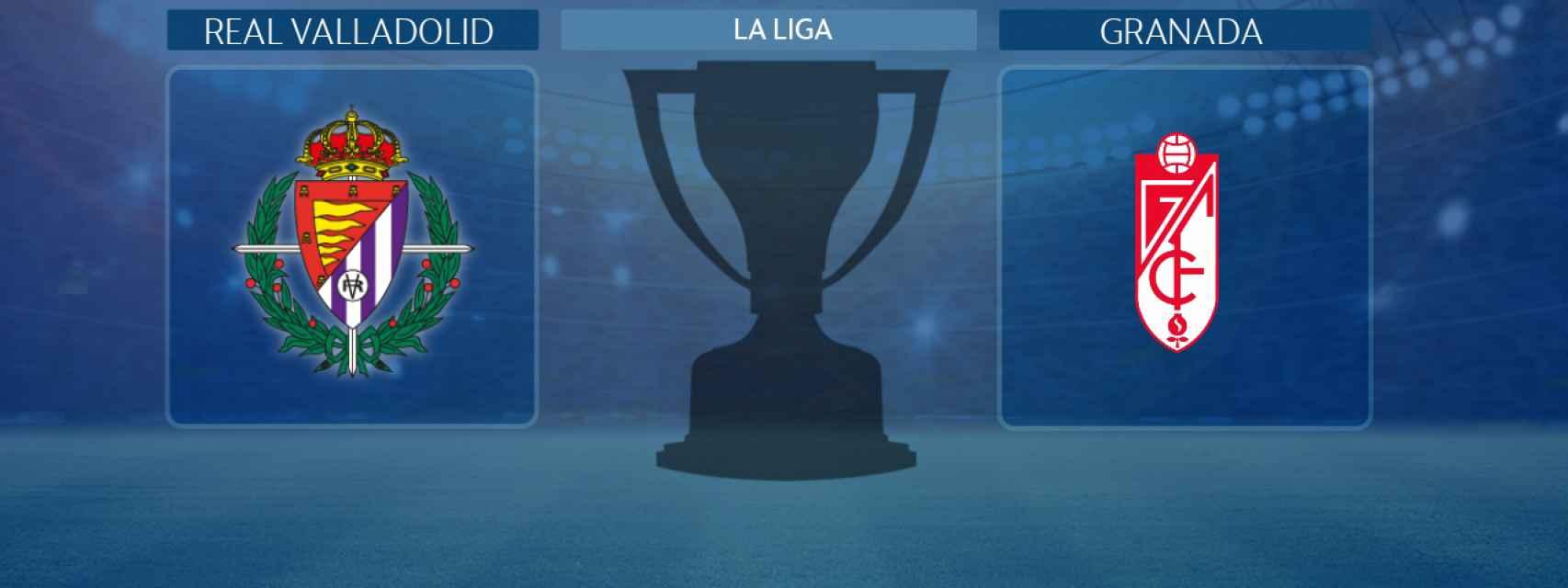 Real Valladolid - Granada, partido de La Liga