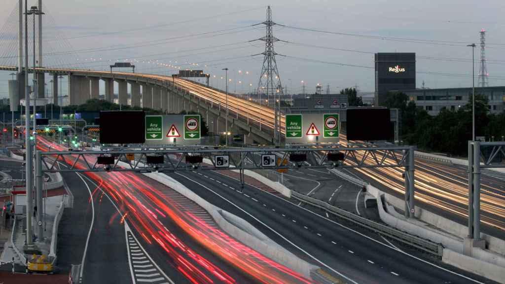Imagen de una de las autopistas que gestiona Abertia en Irlanda.