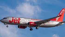 Un avión de Jet2.