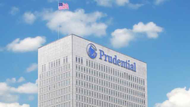 Sede de Prudential Financial en Newark (Nueva Jersey).
