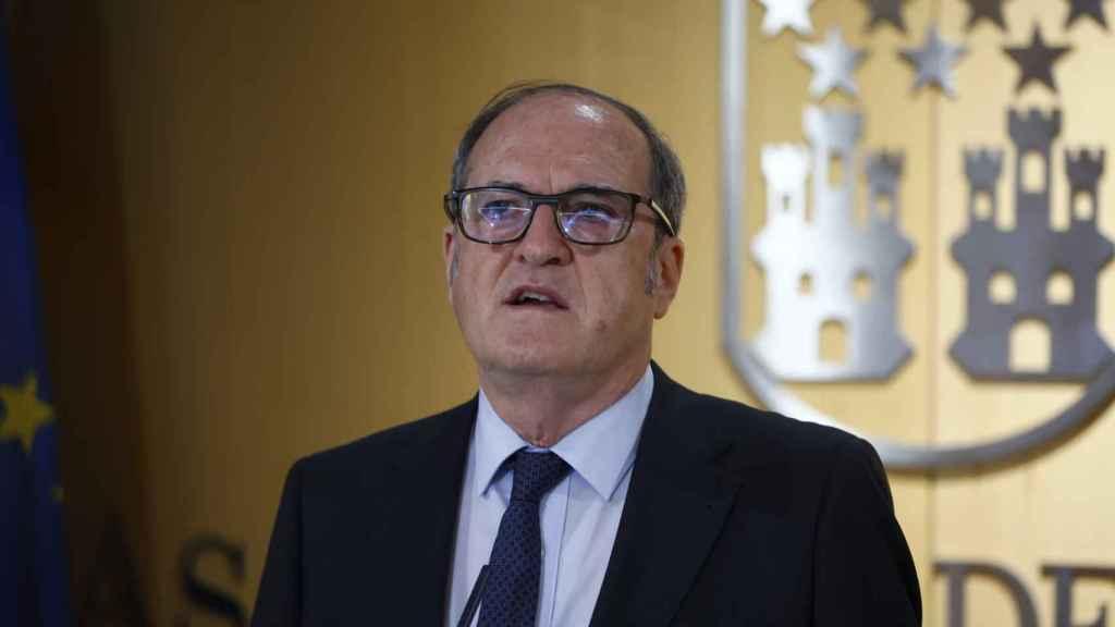 Ángel Gabilondo, candidato en las elecciones de Madrid por el PSOE.