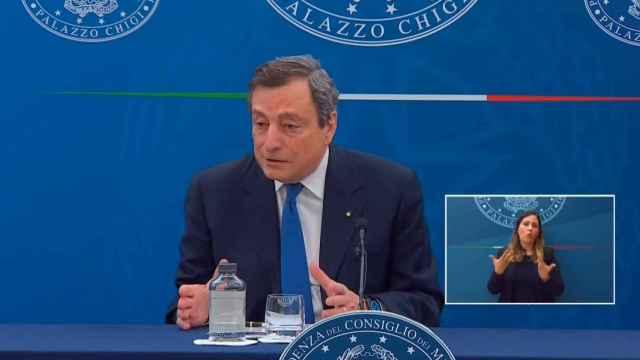 Draghi llama dictador a Erdogan tras su humillación a Von der Leyen