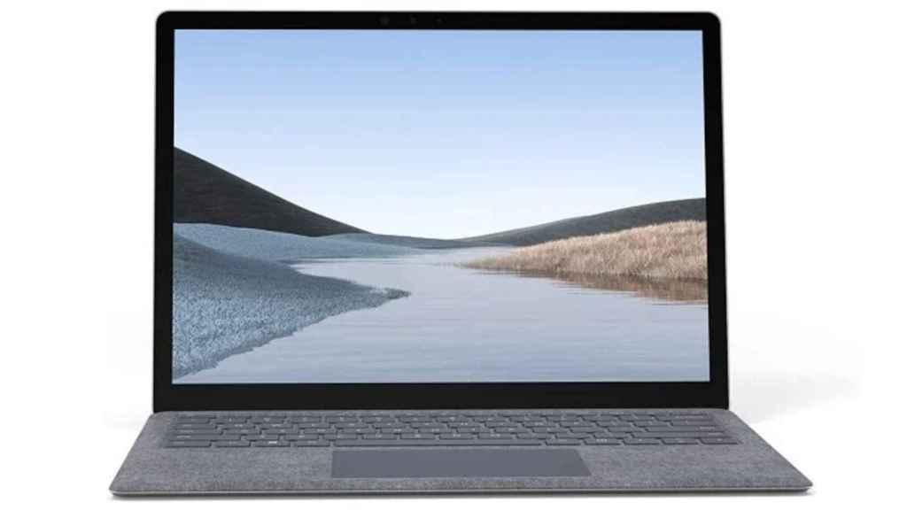 Posible diseño del Surface Laptop 4