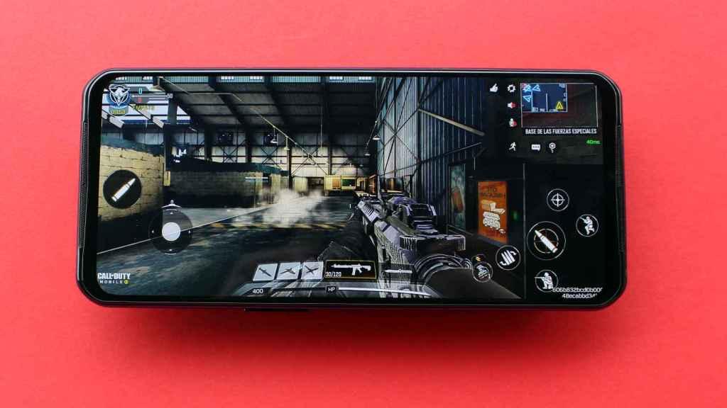 El Lenovo Legion Phone Duel 2 ofrece una alta calidad de imagen.
