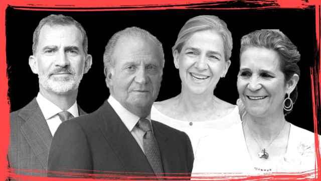 El plan para salvar a Felipe VI y a la monarquía de Juan Carlos, con Elena y Cristina fuera de control