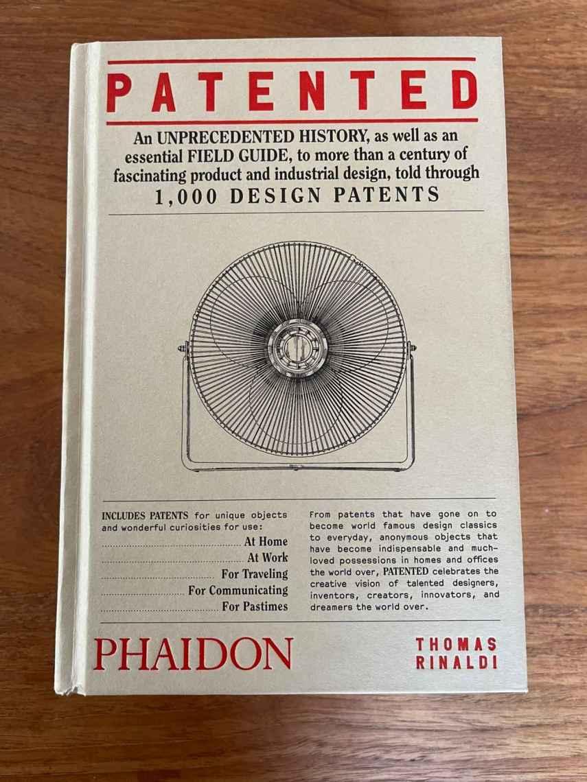 Portada de 'Patented'.