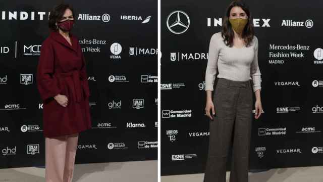 Carmen Calvo e Irene Montero apoyan la reinserción de mujeres explotadas en la Fashion Week