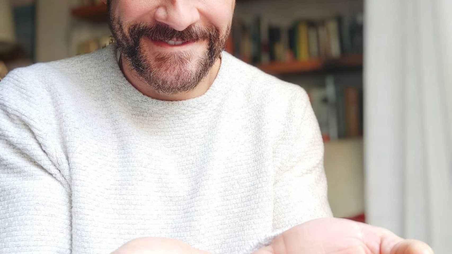 Felix Gómez en una imagen de sus redes sociales.