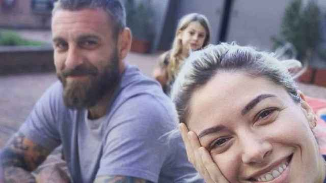 Las imágenes del deporte: el emotivo mensaje de la mujer de De Rossi tras su hospitalización por Covid-19
